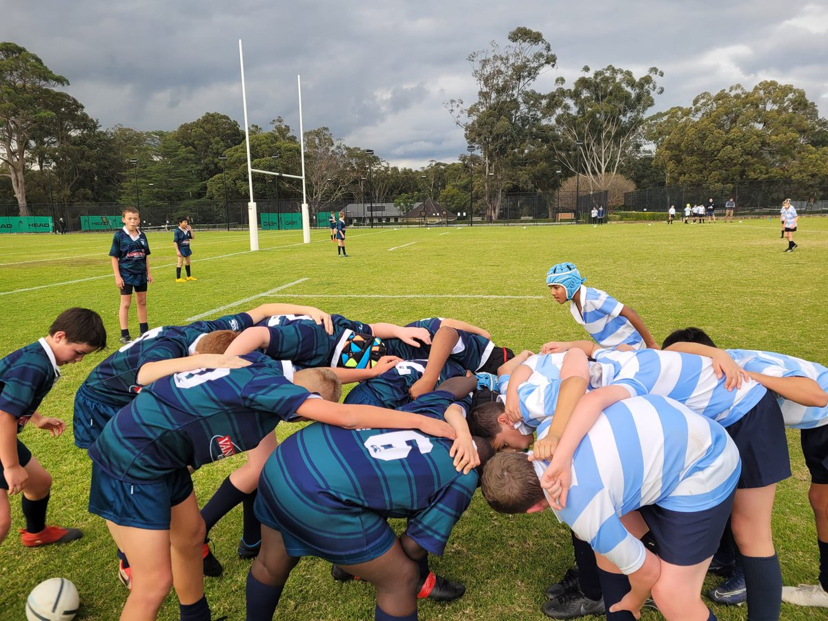 Wollemi U11s and U13s  Rugby at King's